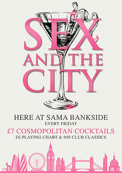 Sex and the City Night - Fridays  .jpg