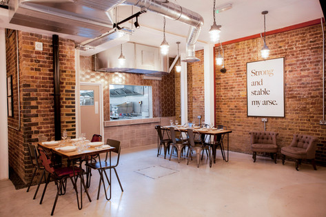 Event Hire Space SAMA Bankside, London