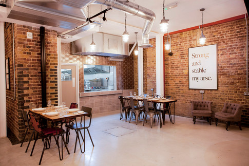 Event Hire Space SAMA Bankside, London