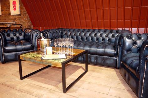 Sofa Area SAMA Bankside London