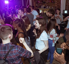 Party Time at Sama Bankside London