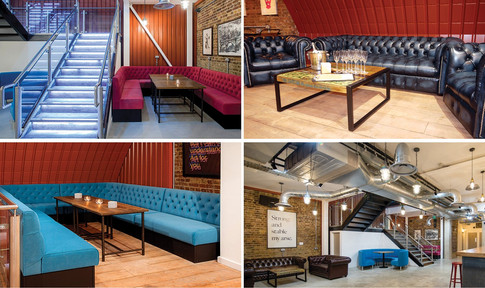 Booths & Sofas SAMA Bankside London