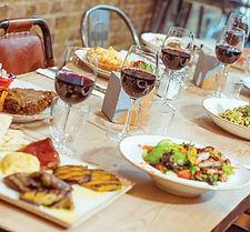 Food and Menus Sama Bankside London