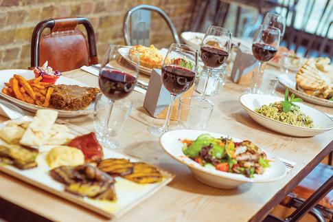 Restaurant SAMA Bankside Southwark London