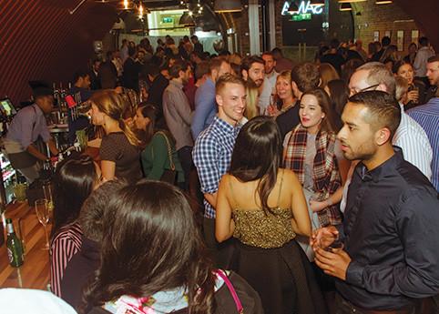 Friday Nights at SAMA Bankside, Southbank Southwark London