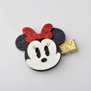 Minnie mouse hairclip