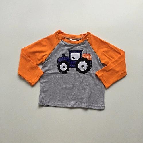 Pumpkin Truck shirt