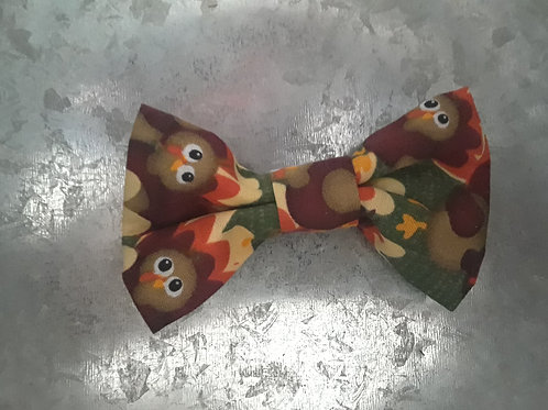 Fall/Thanksgiving bowtie