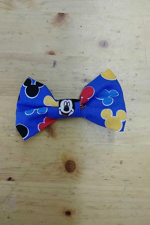Mickey bowtie clip