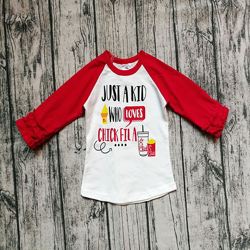Chick-fil-a Top!