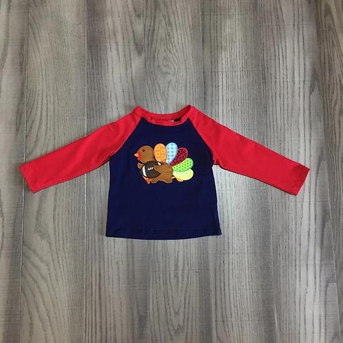 Colored Turkey Shirt