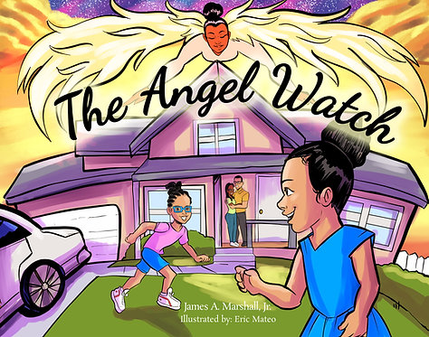 The Angel Watch (Paperback)