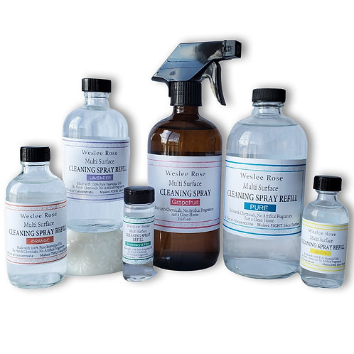All Purpose Cleaning Spray Concentrate