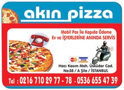 Pizzacı Magnet Örnekleri