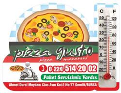 Pizza Dereceli Magnetleri