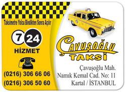 Taksi Magnet Örnekleri