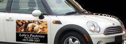 Araç Kapısı Magnet Örnekleri