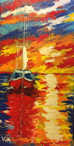 lezlyes sailboat