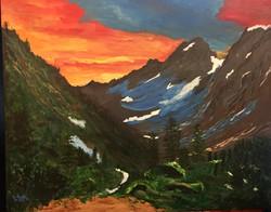 christians mountain landscape
