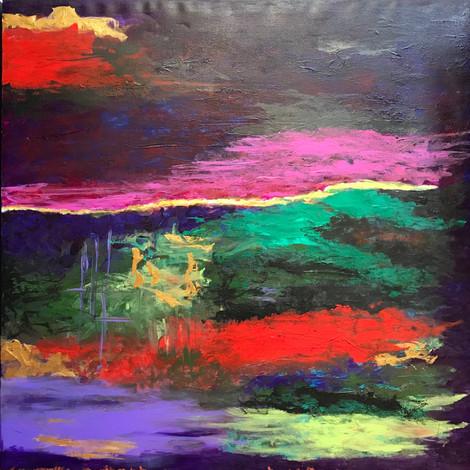 Rachel's Abstract B