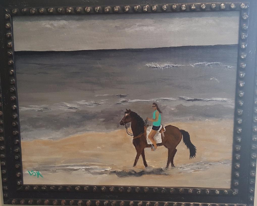 dana's beach ride