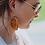 Thumbnail: Orange Earrings