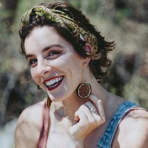 Lime Earrings