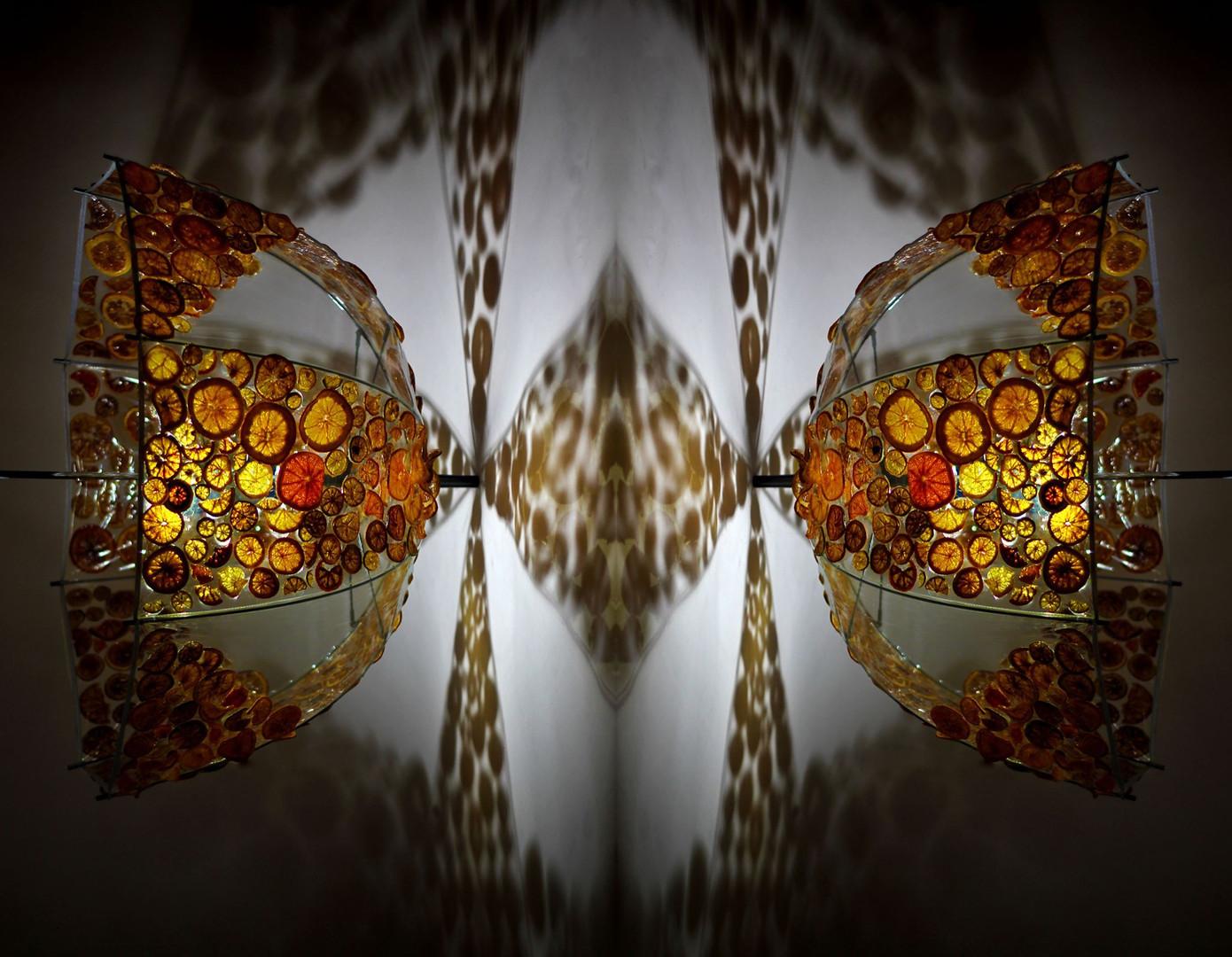 Citrus by Talia Umbrella