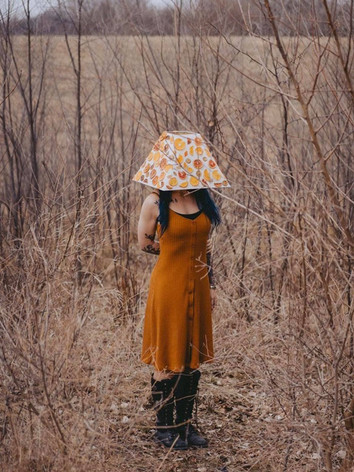 Citrus by Talia lampshade