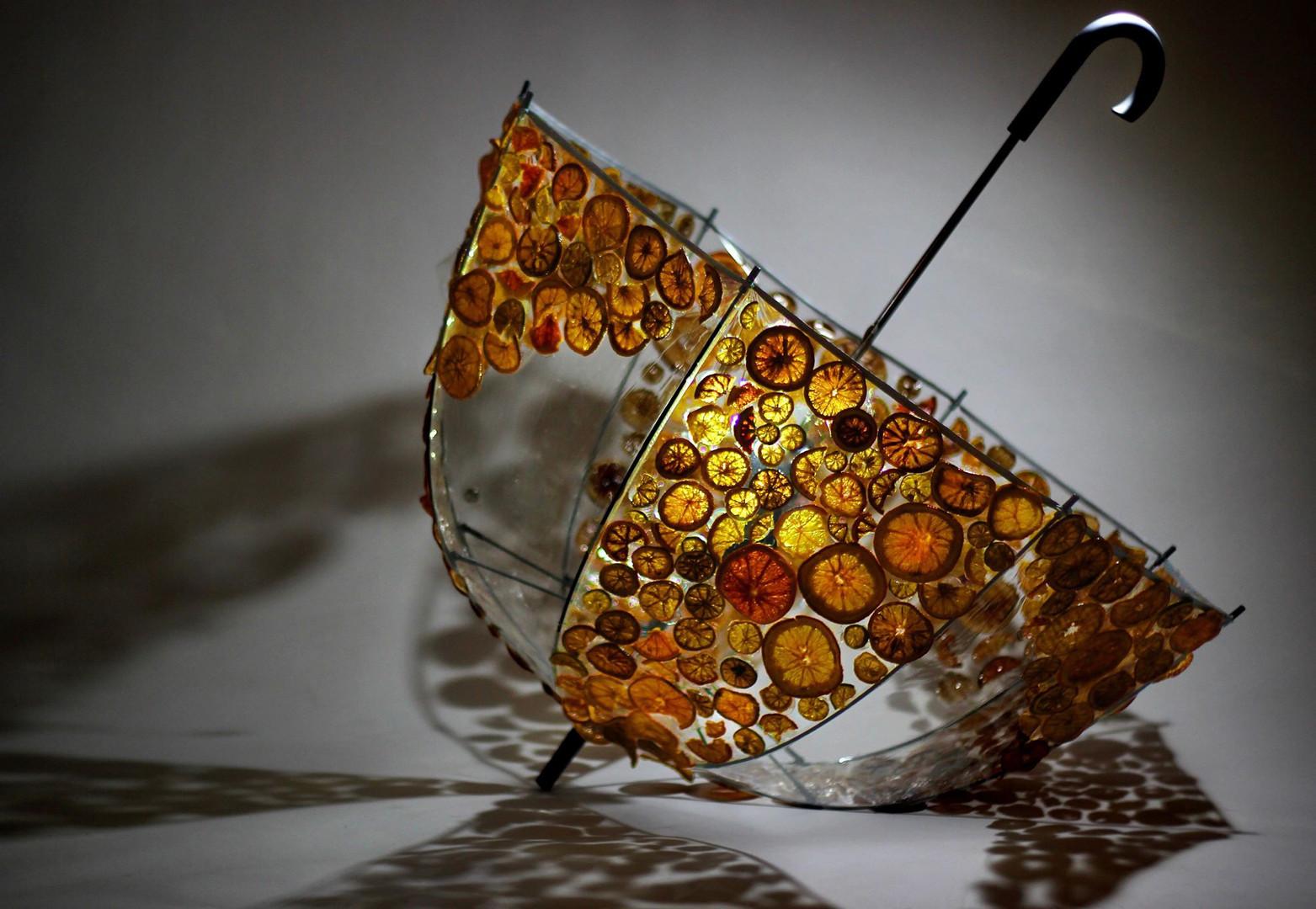 Real Citrus Art - Umbrella