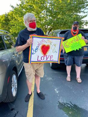 COVID Pinehurst Parade