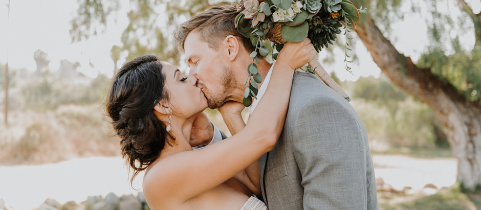 5 Reasons WHY You Should Do A First Look On Your Wedding Day