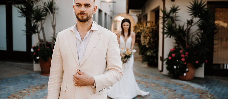 WHAT IS A FIRST LOOK & SHOULD YOU HAVE IT ON YOUR WEDDING?