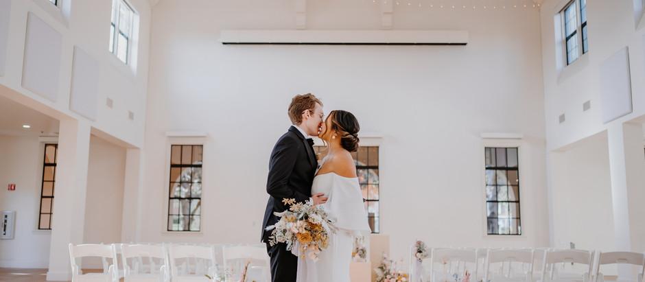 Wedding at Liberty Station