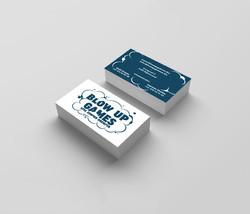 Naamkaart design