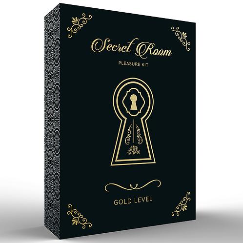 Secret Room Pleasure Kit Gold Level 1