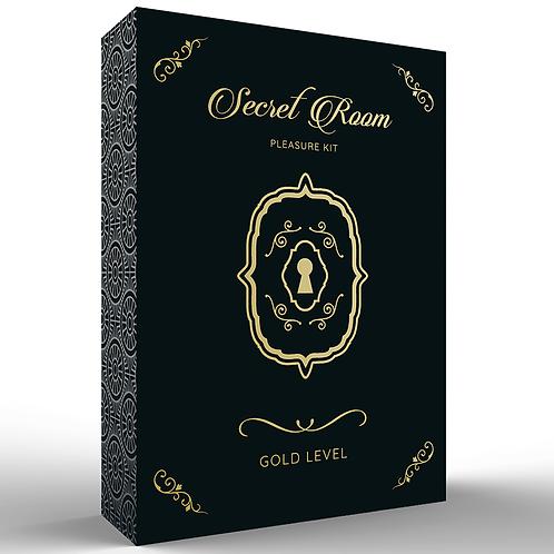 Secret Room Pleasure Kit Gold Level 2