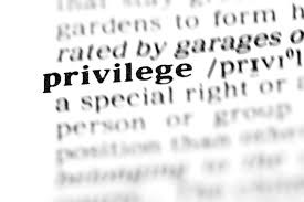 Obsessing over privilege stops students from getting their house in order