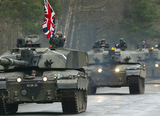Why the Left is wrong about Britain's arms industry