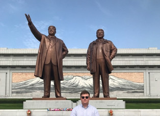 Reflections from Pyongyang