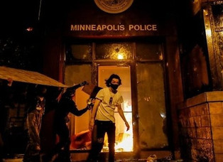 I, too, stand with the protesters of Minneapolis. A conservative's response to the death of George F
