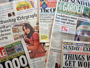 Coronavirus shows that the mainstream media are out of control