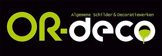 Schilder & Decoratiewerken OR-deco Outrujve |Olivier Ruelle