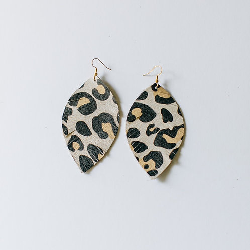 Almond Leopard