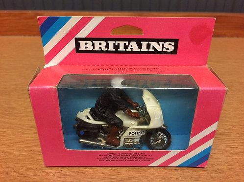 Britains Model BMW Polizei
