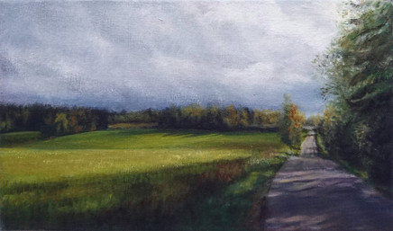 Iloniementie / Road from Iloniemi