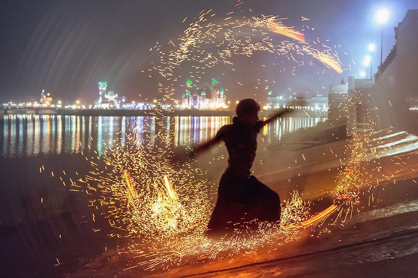 Fire Performer