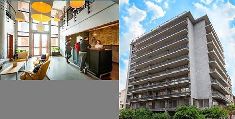 מלון למכירה באתונה