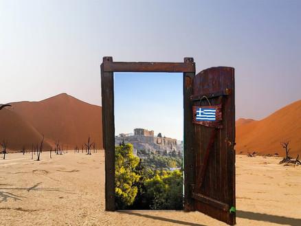 חג שמח! בצאת ישראל ממצרים צעדנו 40 שנה במדבר, קבלו 40 סיבות ללמה גם אתם חייבים להשקיע באתונה-יוון