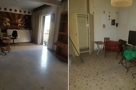 דירה באתונה שכונת וירונאס